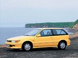 Mitsubishi Colt 3-door 1988–92 wallpapers