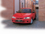 Mitsubishi Colt 3-door 1996–2002 pictures