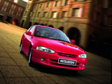 Mitsubishi Colt 3-door 1996–2002 wallpapers