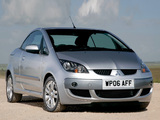 Mitsubishi Colt CZC Turbo UK-spec 2006–08 wallpapers
