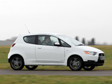 Mitsubishi Colt 3-door Ralliart UK-spec 2008 photos