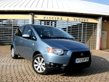 Mitsubishi Colt 5-door 2008 pictures