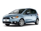 Mitsubishi Colt 5-door 2008 wallpapers