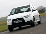 Mitsubishi Colt 3-door Ralliart UK-spec 2008 wallpapers