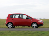 Mitsubishi Colt 5-door UK-spec 2009 images