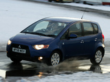 Mitsubishi Colt 5-door UK-spec 2009 photos