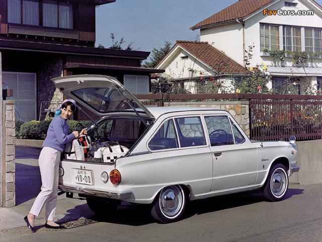 Photos of Mitsubishi Colt 1000F 1966–69 (640 x 480)
