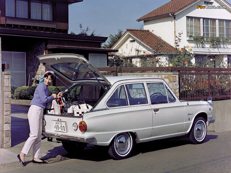 Photos of Mitsubishi Colt 1000F 1966–69 (800 x 600)