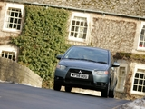 Photos of Mitsubishi Colt 5-door UK-spec 2009