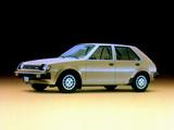 Pictures of Mitsubishi Colt 5-door 1978–82