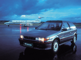 Pictures of Mitsubishi Colt 3-door 1988–92