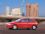 Pictures of Mitsubishi Colt 3-door 1996–2002
