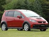 Pictures of Mitsubishi Colt Ralliart Version-R 2006–08