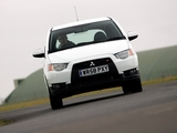 Pictures of Mitsubishi Colt 3-door Ralliart UK-spec 2008