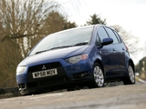Pictures of Mitsubishi Colt 5-door UK-spec 2009
