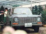 Mitsubishi Colt 1000 2-door Wagon 1963–66 wallpapers