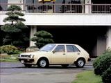 Mitsubishi Colt 5-door 1978–82 wallpapers