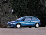 Mitsubishi Colt (CAO) 1992–96 wallpapers
