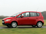 Mitsubishi Colt 5-door UK-spec 2009 wallpapers