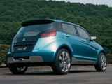Images of Mitsubishi Concept-cX 2007