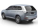 Images of Mitsubishi PX-MiEV II Concept 2011