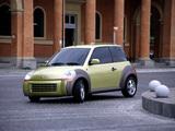 Mitsubishi SUW Compact Concept 1999 images