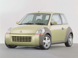 Mitsubishi SUW Compact Concept 1999 photos