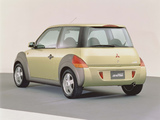 Mitsubishi SUW Compact Concept 1999 wallpapers
