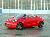 Mitsubishi Tarmac Spyder Concept 2003 photos