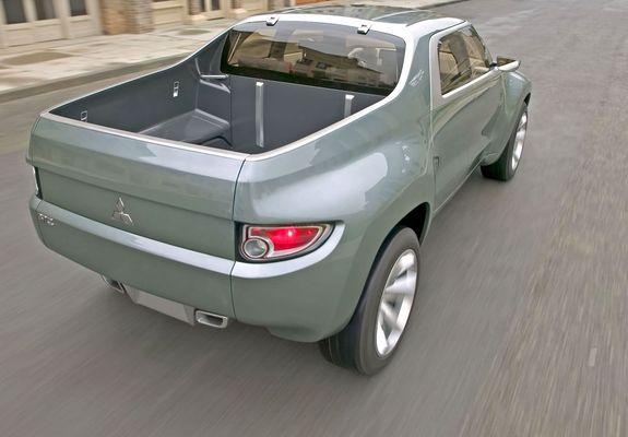 Mitsubishi Sport Truck Concept F 2004 Pictures