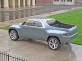 Mitsubishi Sport-Truck Concept-F 2004 pictures