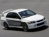 Mitsubishi Lancer Evolution MIEV Concept 2005 photos