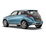 Mitsubishi Concept-cX 2007 pictures