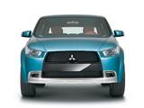 Mitsubishi Concept-cX 2007 wallpapers