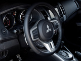 Mitsubishi Outlander GT Prototype 2009 photos