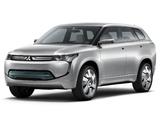 Mitsubishi Concept PX-MiEV 2009 photos