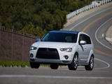 Mitsubishi Outlander GT Prototype 2009 pictures