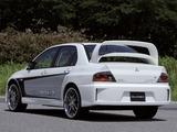 Photos of Mitsubishi Lancer Evolution MIEV Concept 2005