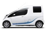 Photos of Mitsubishi i MiEV Cargo Concept 2009