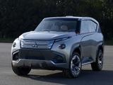 Photos of Mitsubishi Concept GC-PHEV 2013