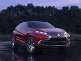 Photos of Mitsubishi Concept XR-PHEV 2013