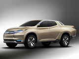 Photos of Mitsubishi Concept GR-HEV 2013