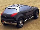 Pictures of ItalDesign Mitsubishi Nessie 2005