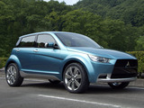 Pictures of Mitsubishi Concept-cX 2007