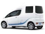 Pictures of Mitsubishi i MiEV Cargo Concept 2009