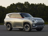 Pictures of Mitsubishi Concept GC-PHEV 2013