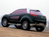 ItalDesign Mitsubishi Nessie 2005 wallpapers