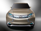 Mitsubishi Concept GR-HEV 2013 wallpapers