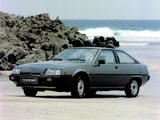 Mitsubishi Cordia 1982–86 pictures