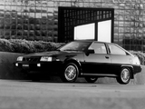 Mitsubishi Cordia Turbo 1986–88 pictures
